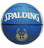 NBA Milwaukee Bucks Mini Basketball, 7-inches