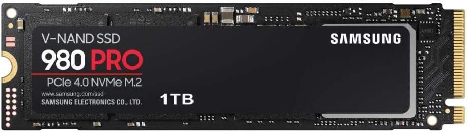 Samsung 980 Pro 1 Tb Pcie 4 0 Nvme M 2 Internes Solid Computer Zubehör