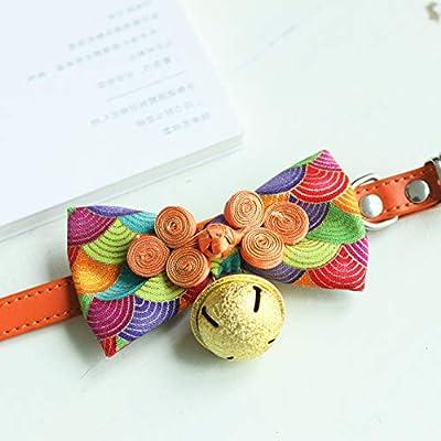 QZHYGE Lucky Collar de tracción para Mascotas | Felicitaciones ...