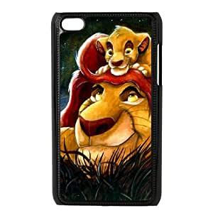 Ipod Touch 4 Phone Case Cover The Lion King LT7688