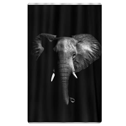 Elefante de Bohemia Boho ser suave para piscina toallas de playa sillas de secado rápido talla