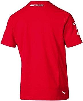 Scuderia Ferrari 2019 F1™ Camisa Manga Corta del Equipo Hombre ...