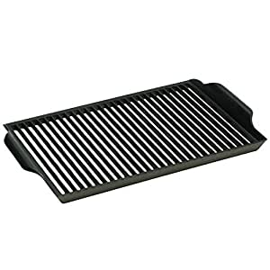"Lodge Pre-Seasoned Barbecue Grill/Grate, 11"" x 15"""