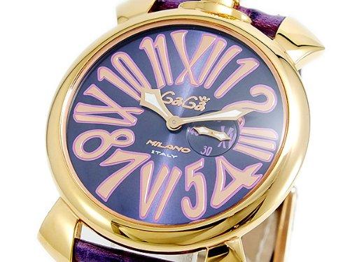 ガガミラノ GAGA MILANO クオーツ ユニセックス 腕時計 5085-3【逆輸入品】 B00EOLUG4Q