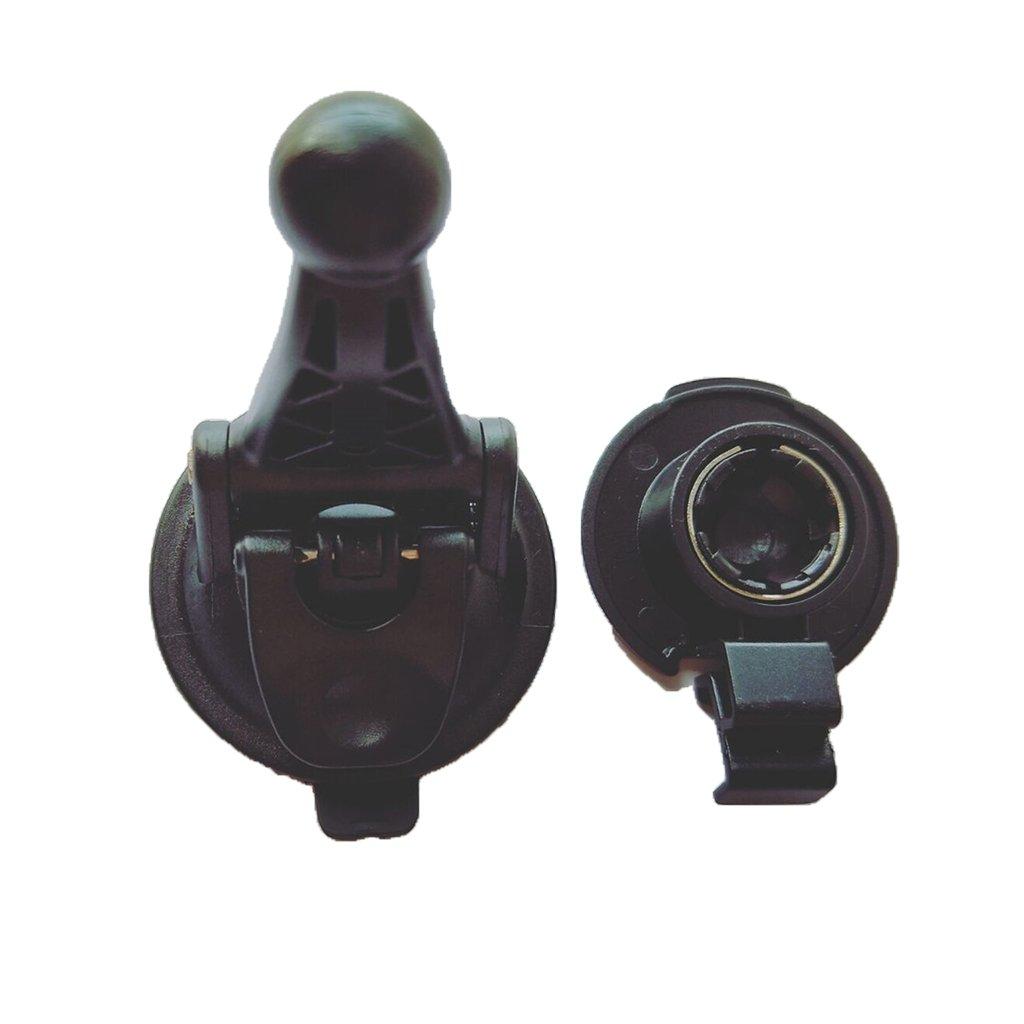 H HILABEE Soporte para GPS con Soporte De Ventosa De 360 /° para Garmin NUVI 42 42LM 44 44LM 52