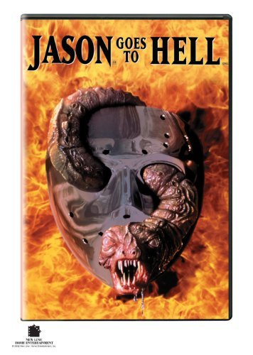 Jason Goes to Hell [DVD] [1993] [Region 1] [US Import] [NTSC]