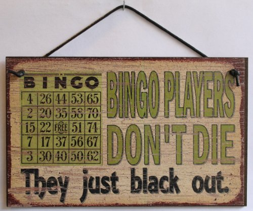 - 5x8 Vintage Style Sign Saying,