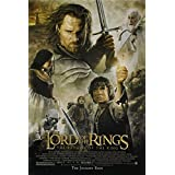 (27x40) Lord of the Rings: The Return of the King Movie Poster