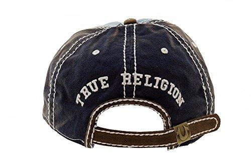 712017a3 Amazon.com: True Religion New Big Buddha Distressed Army Trucker Hat Cap/Tr#1101  (Dark Navy): Clothing