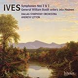 Symphonies 2 & 3 (Hybr)