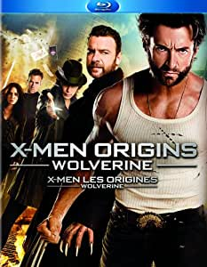 X-Men Origins: Wolverine  (Bilingual) [Blu-ray]