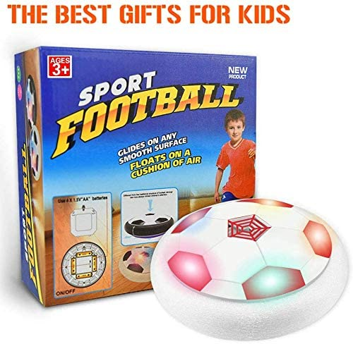KITY Juguetes Niñas 3-15 Años,Air Football Juguete Balón de Fútbol ...