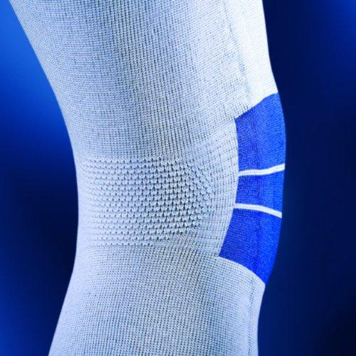 Bauerfeind Genutrain S Knee Brace (2 Left Titanium)