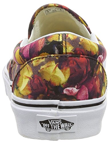 Floral Basse digi Multicolore Classic black Sneaker Digi Vans on true White Multi Slip Donna U XBxwBqR1