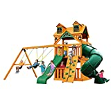 Malibu Extreme Clubhouse Swing Set