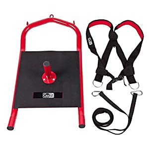 GoFit Power Sled with Harness and Strap