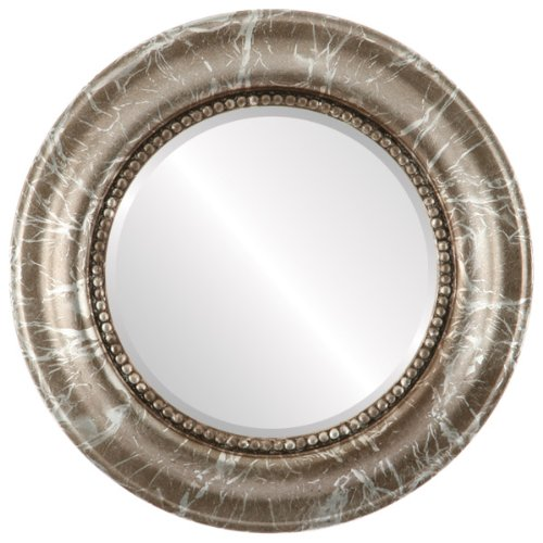 Round Wall Mirror for Home Decor, Bedroom, Living Room, Bathroom   Decorative -