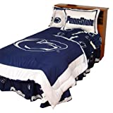 College Covers Penn State Nittany Lions Reversible Comforter Set, Full