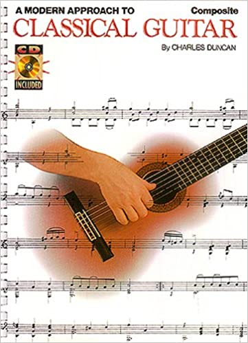 Classical Guitar Method Pdf