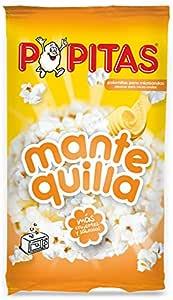 Popitas - Palomitas Sabor Mantequilla Para Microondas, 100 g ...