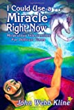 img - for I Could Use a Miracle Right Now! Miraculous Intervention for Difficult Times by John Webb Kline (2006-07-06) book / textbook / text book