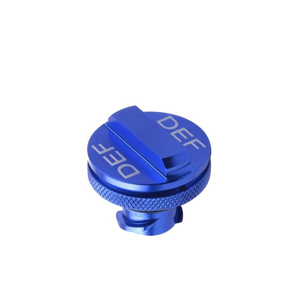 Magnetic Green Diesel Fuel Cap and Non-magnetic Blue DEF Cap for 2013-2018 Dodge Ram Diesel Trucks 1500 2500 3500 /… Aluminum Fuel Cap Combo Pack,Diesel Fuel Cap for Dodge