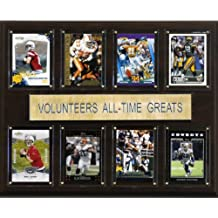 NCAA Football Tennessee Volunteers All-Time Greats Plaque