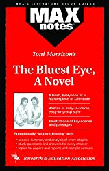 The Bluest Eye: A Novel (MAXnotes Literature Guides)
