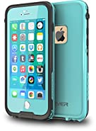 CellEver iPhone 6 / 6s Waterproof Full Body Cover Cases