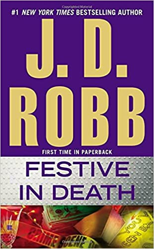 J. D. Robb - Festive in Death Audiobook Free Online