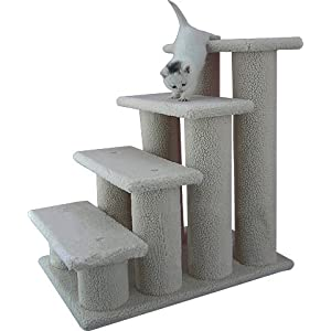Aeromark International Armarkat Pet Steps Stairs Ramp for Cats and Dogs 1