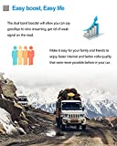 Cell Phone Signal Booster for Car, RV and Truck