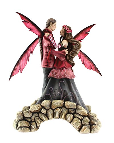 Jessica Galbreth LOVE SPRING ETERNAL Fairy Figurine LIMITED EDITION