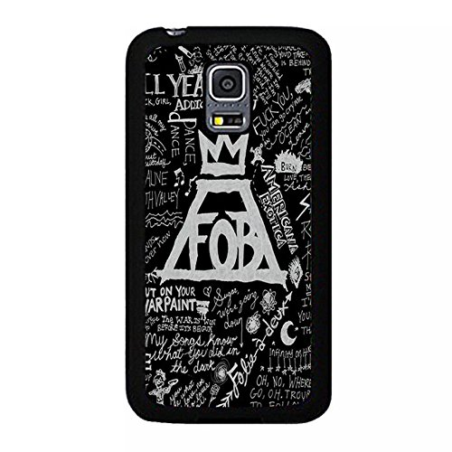 Samsung Galaxy S5 Mini FOB Band Cover Shell Hipster Cool Style EMO Rock Band Fall Out Boy Phone Case Cover for Samsung Galaxy S5 Mini