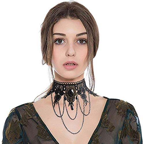 Gothic Choker Victorian Vintage Costume product image
