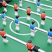 Futbolines Mesa De Juego Interior Máquina De Fútbol De Mesa Azul ...