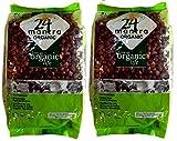 Organic Chana Dal Brown Bulk - Organic Chickpea Kabuli Dollar (Garbanzo Beans) Bulk - ★ USDA Certified Organic - ★ European Union Certified Organic - ★ Pesticides Free - ★ Adulteration Free - ★ Sodium Free - Pack of 2 X 2 Lbs (4 Pounds) - 24 Man