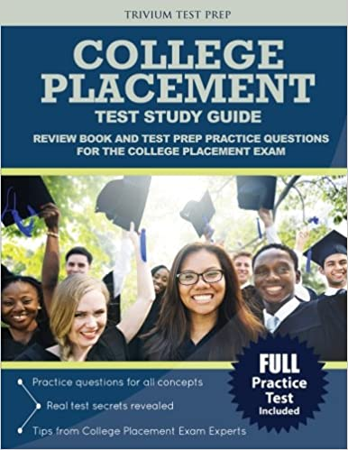 College Placement Test Study Guide: Review Book and Test Prep ...