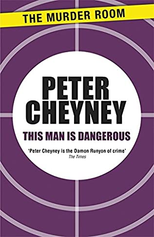 book cover of This Man Is Dangerous