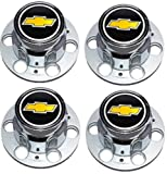 chevy truck 6 lugs wheels - NEW 6-LUG CHEVY 1500 SILVERADO SUBURBAN BLAZER Wheel Center Cap SET