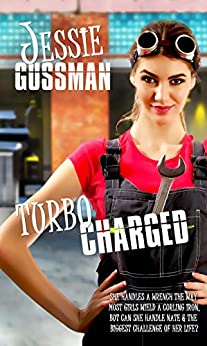 Turbocharged by [Gussman, Jessie]