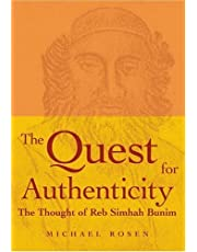 The Quest for Authenticity: The Thought of Reb Simhah Bunim