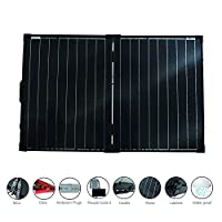 ACOPOWER 100W Portable Solar Panel Kit, ...