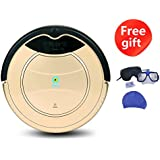 Imass Robot Vacuum Floor Cleaner Remote Control Self Charging Cleaning Machine