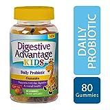 Digestive Advantage Probiotic Gummies for Kids, Dietary Supplement-80 ct Review