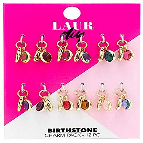 birthstone charms - 6