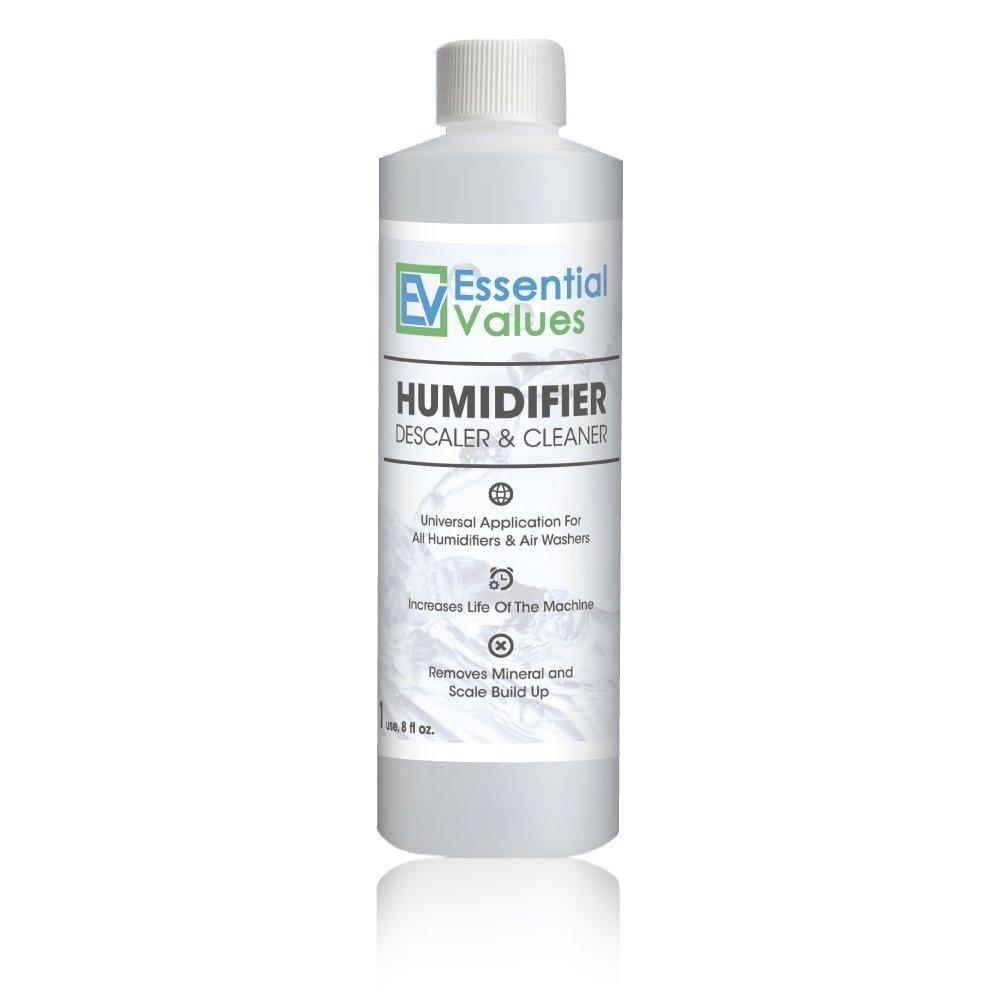 Essential Values Limpiador y descalcificador del humidificador ...