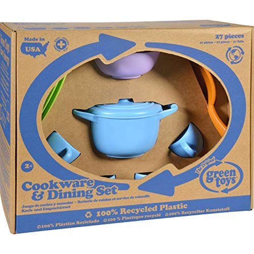 OKSLO Cookware and dinnerware set - 27 piece set ()