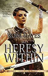 The Heresy Within (The Ties That Bind Book 1) (English Edition)