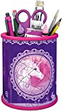 Ravensburger 12103 My 3D Boutique Unicorns Pencil Holder 3D Jigsaw Puzzle - 54 Pieces